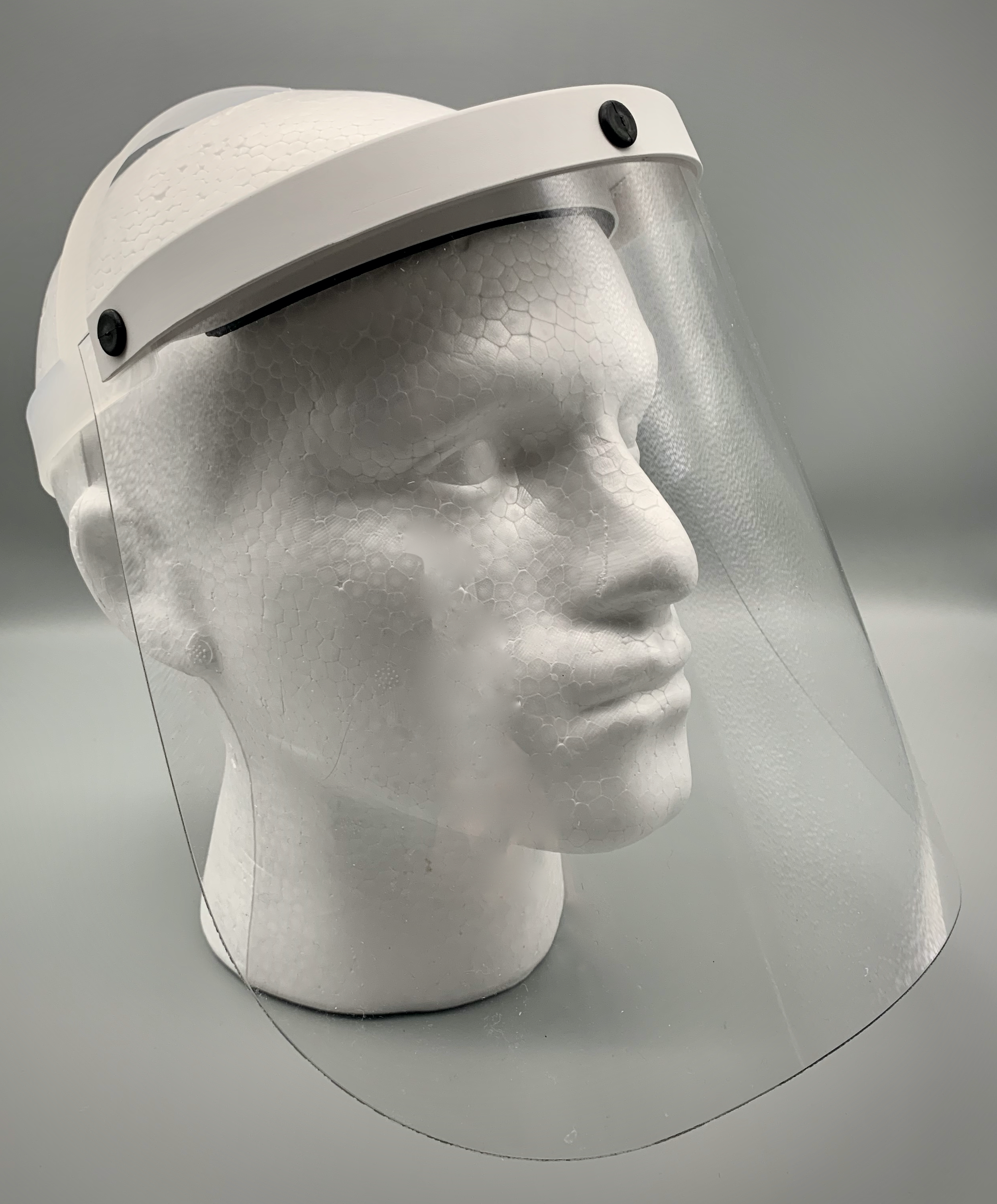industrial face mask front image